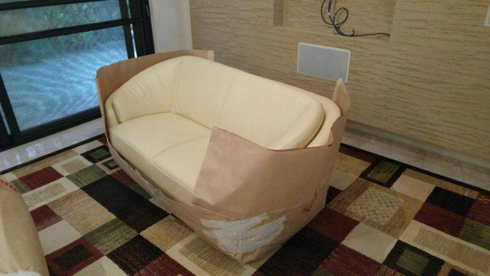 הובלת דירה - אריזה מקצועית של רהיטים