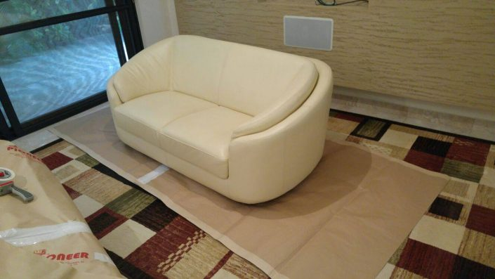 הובלת דירה - אריזה מקצועית של רהיטים - לפני האריזה